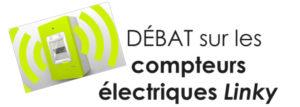 Débat sur les compteurs électriques Linky - Saillans