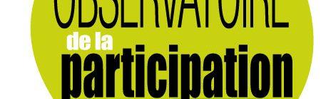 Venez rencontrer l'Observatoire de la Participation ce dimanche 14 mai