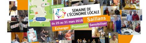 Synthèse photographique de la 2ème édition de la Semaine de l'économie locale