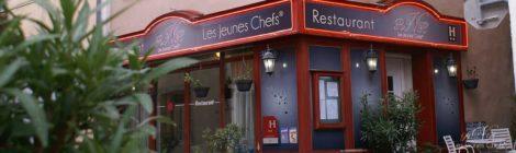 Hôtel LES JEUNES CHEFSagréé Logis de France