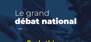 Mardi 19 février, le grand débat national sur les services publics