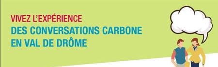 Inscription aux Conservations Carbone