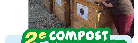 Inauguration du 2e compost collectif dimanche 17 mars