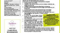 Lettre d'info n°23 et encart Spécial Révision du Plu