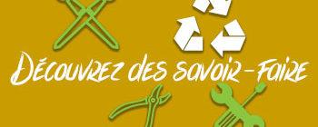 L'Or des Bennes - Profitez des « Ateliers Créacycleurs »,
