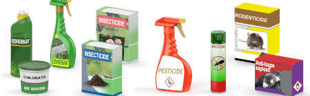 """Jeudi 6 février - Réunion publique """"à propos des pesticides"""""""