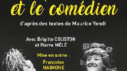 20/03 « Le Cheval et le comédien » au Temple