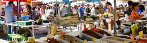 Reprise du marché dimanche 19 avril